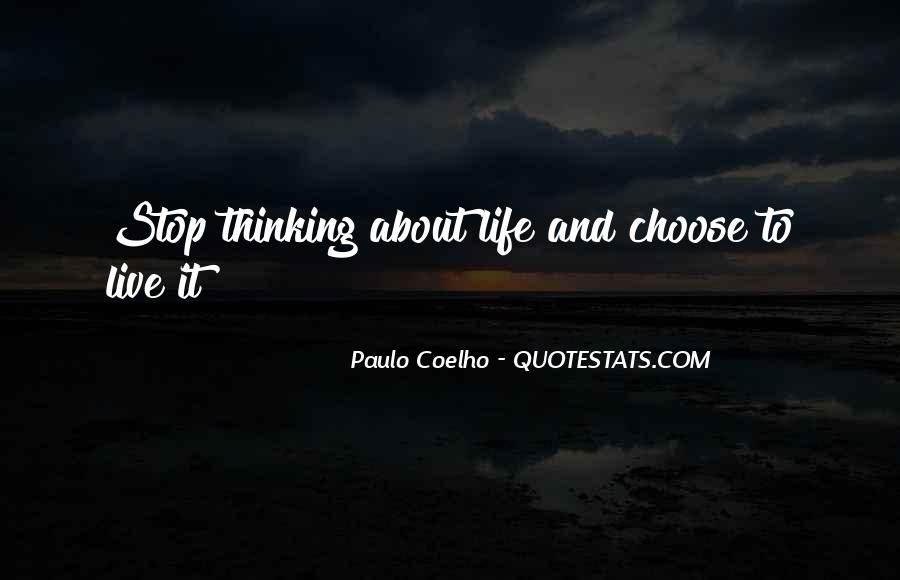 Quotes About Coelho #26630