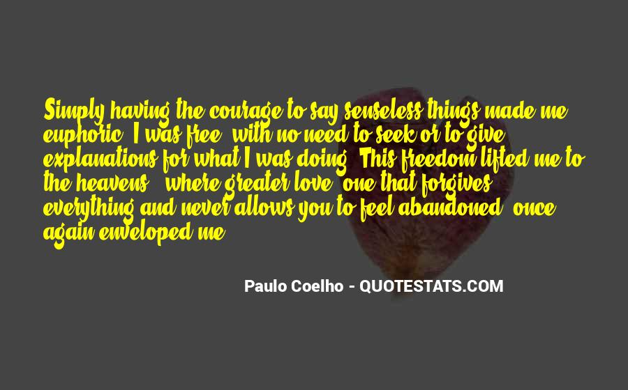 Quotes About Coelho #30909
