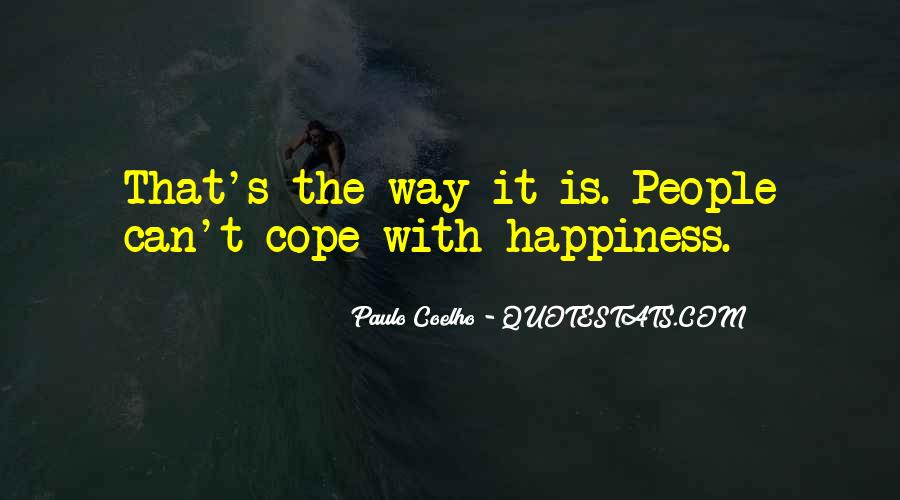 Quotes About Coelho #31637
