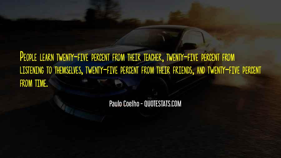 Quotes About Coelho #33311