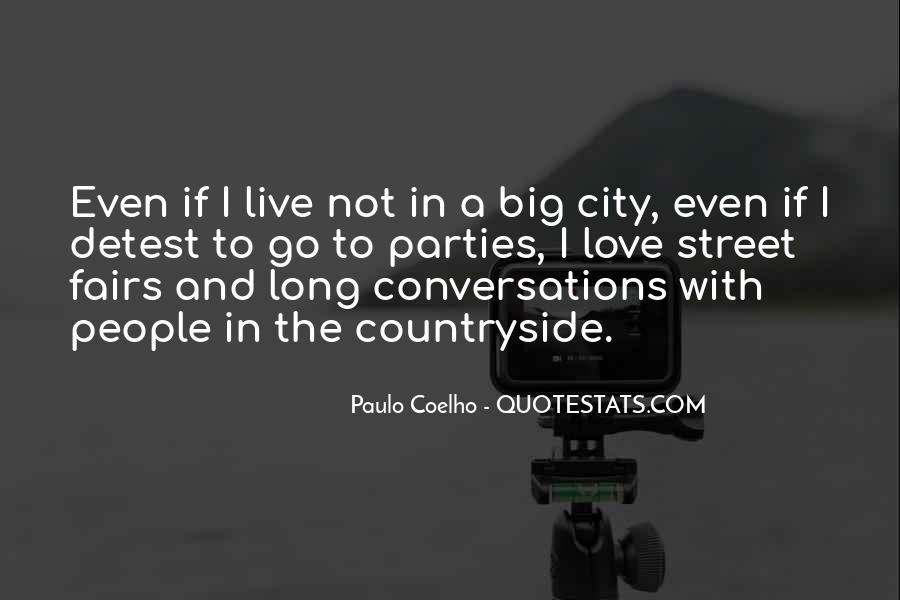 Quotes About Coelho #38178