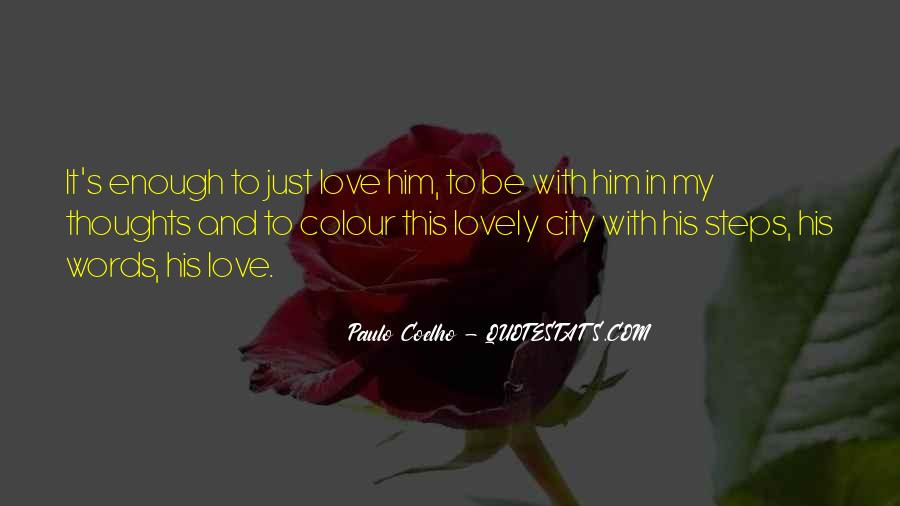 Quotes About Coelho #42417