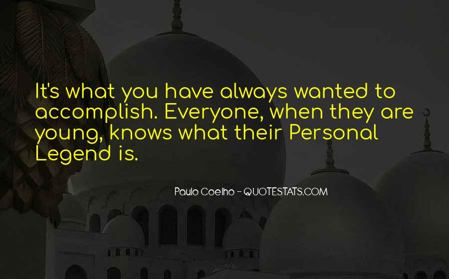 Quotes About Coelho #46119