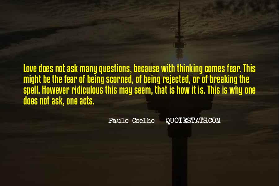 Quotes About Coelho #50933