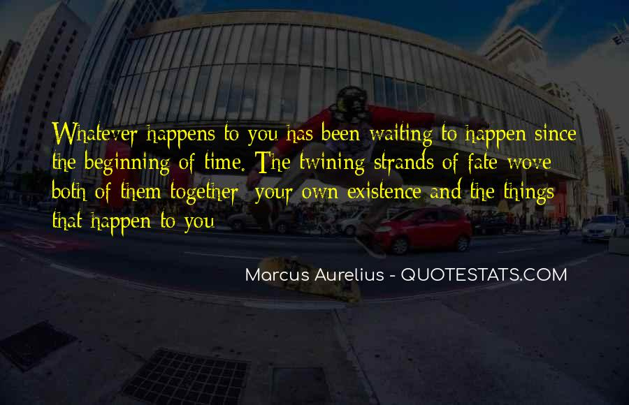 Quotes About Waiting And Time #110297
