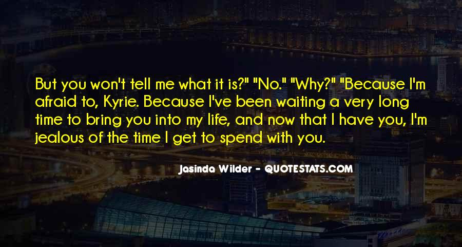 Quotes About Waiting And Time #140163