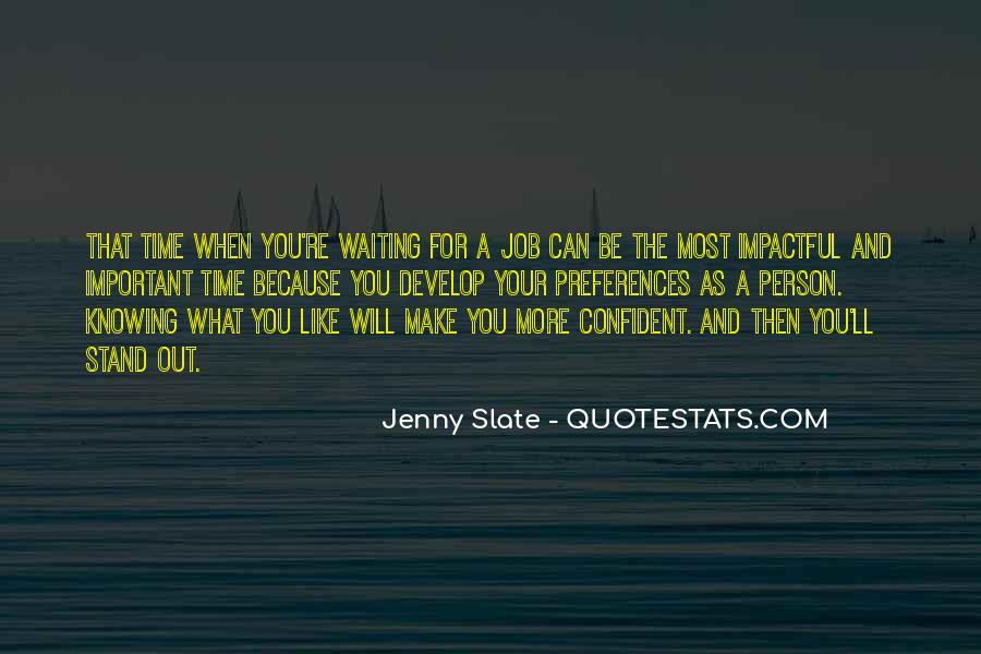 Quotes About Waiting And Time #159883