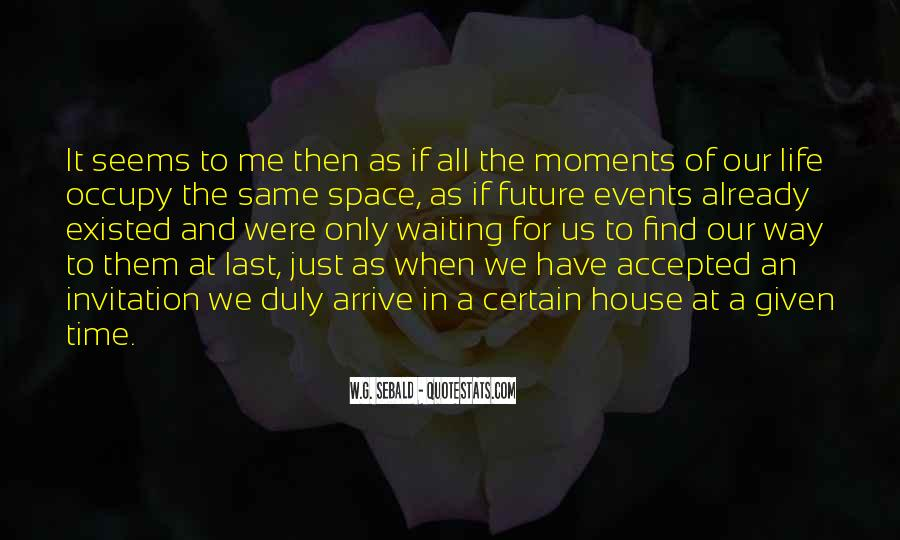 Quotes About Waiting And Time #262745