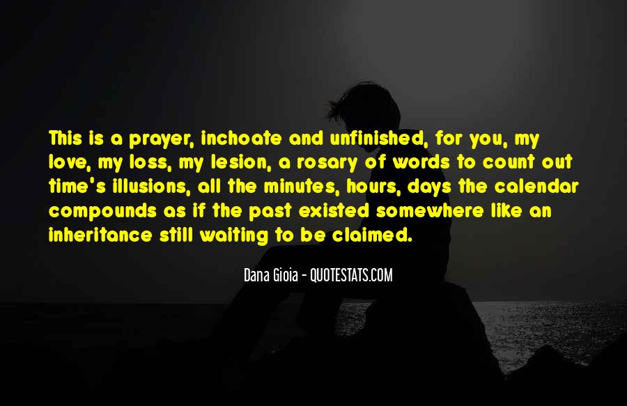 Quotes About Waiting And Time #281215