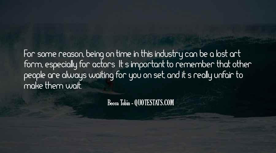 Quotes About Waiting And Time #313852