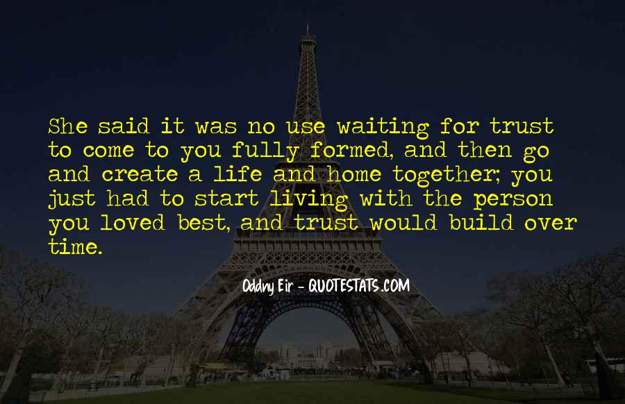 Quotes About Waiting And Time #351911