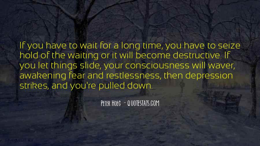 Quotes About Waiting And Time #392411