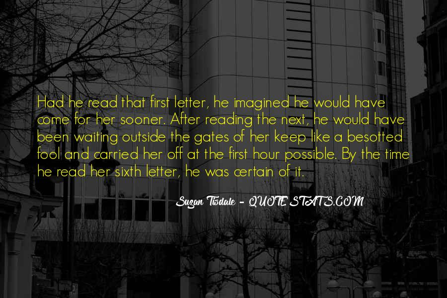 Quotes About Waiting And Time #406825