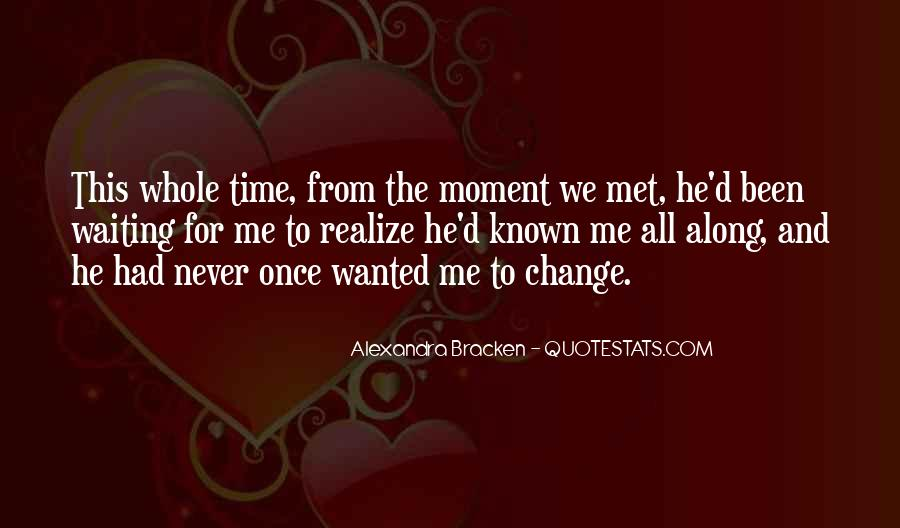 Quotes About Waiting And Time #447866