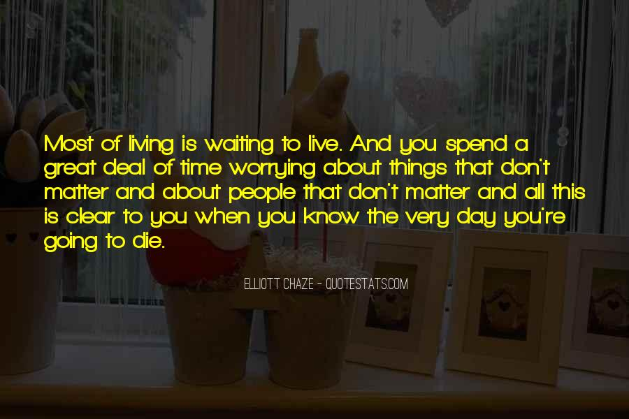 Quotes About Waiting And Time #495599