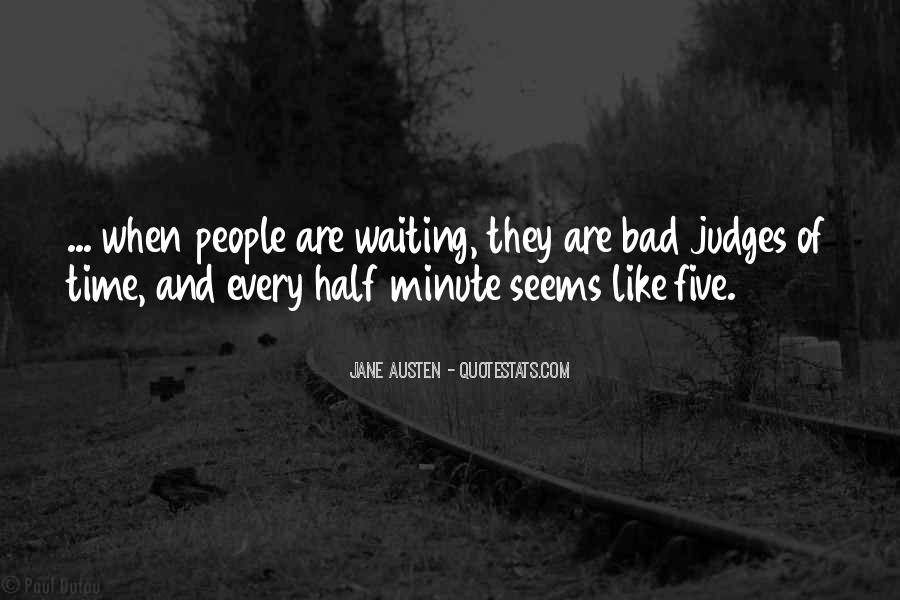 Quotes About Waiting And Time #495864