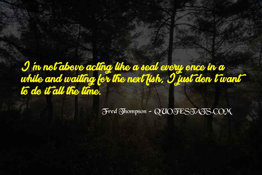 Quotes About Waiting And Time #496017
