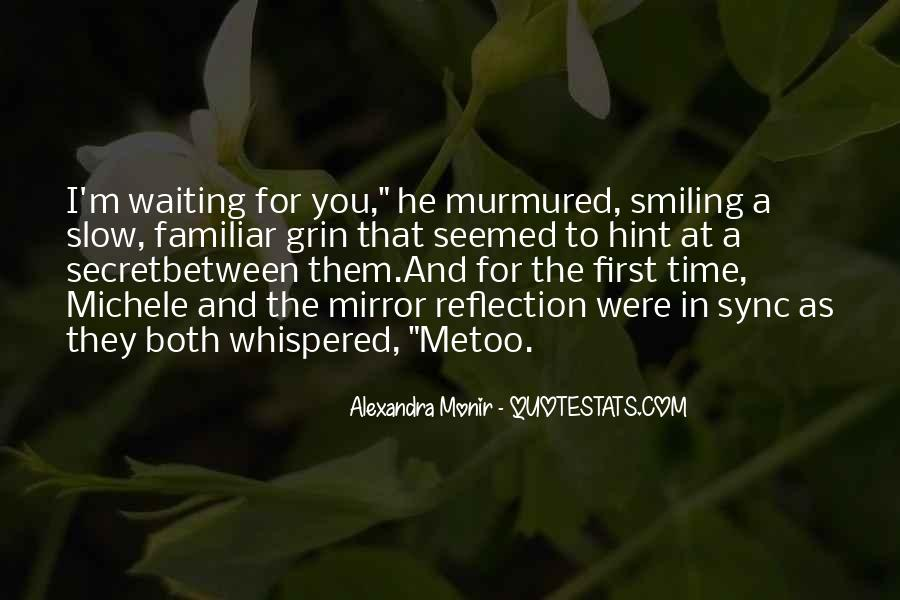 Quotes About Waiting And Time #65108