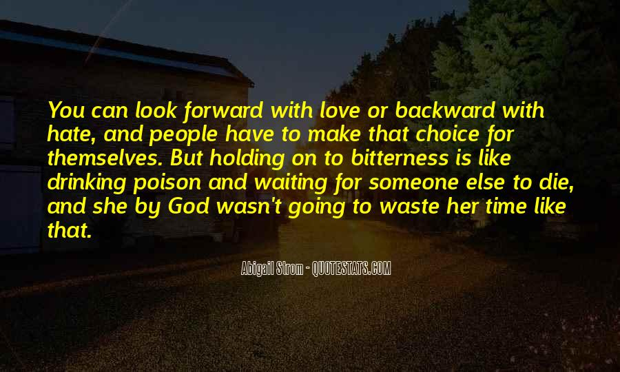 Quotes About Waiting And Time #8061