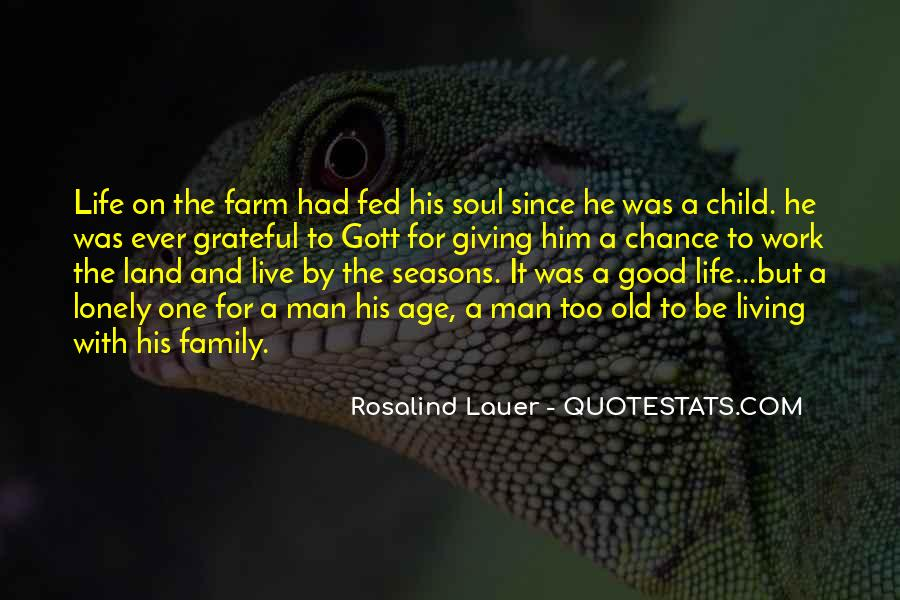 Quotes About The Family Man #109720