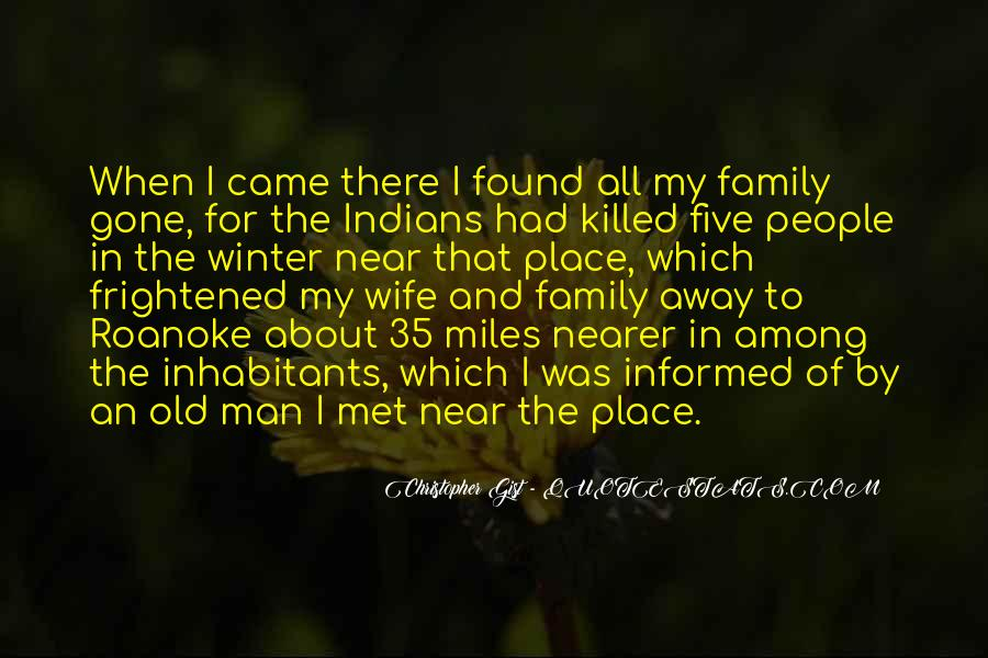 Quotes About The Family Man #11478