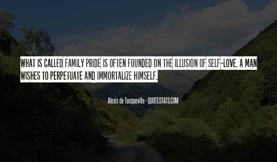 Quotes About The Family Man #128817