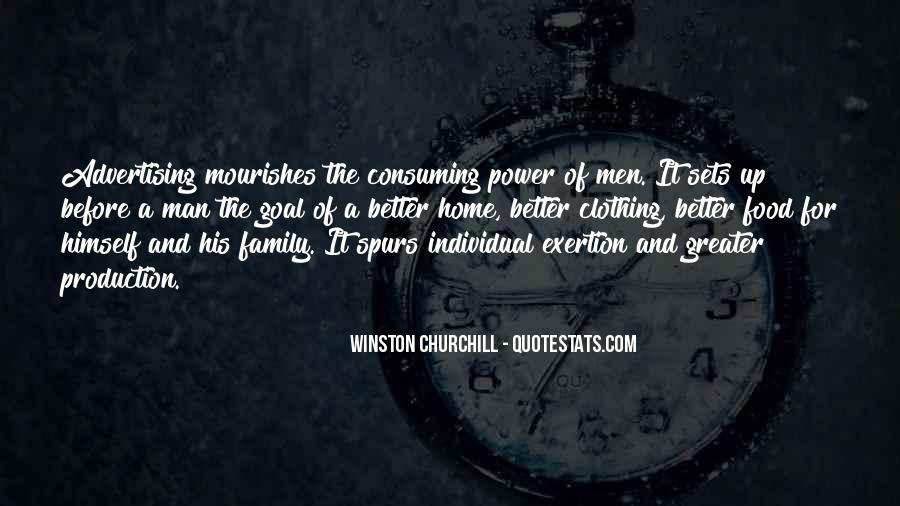 Quotes About The Family Man #134549