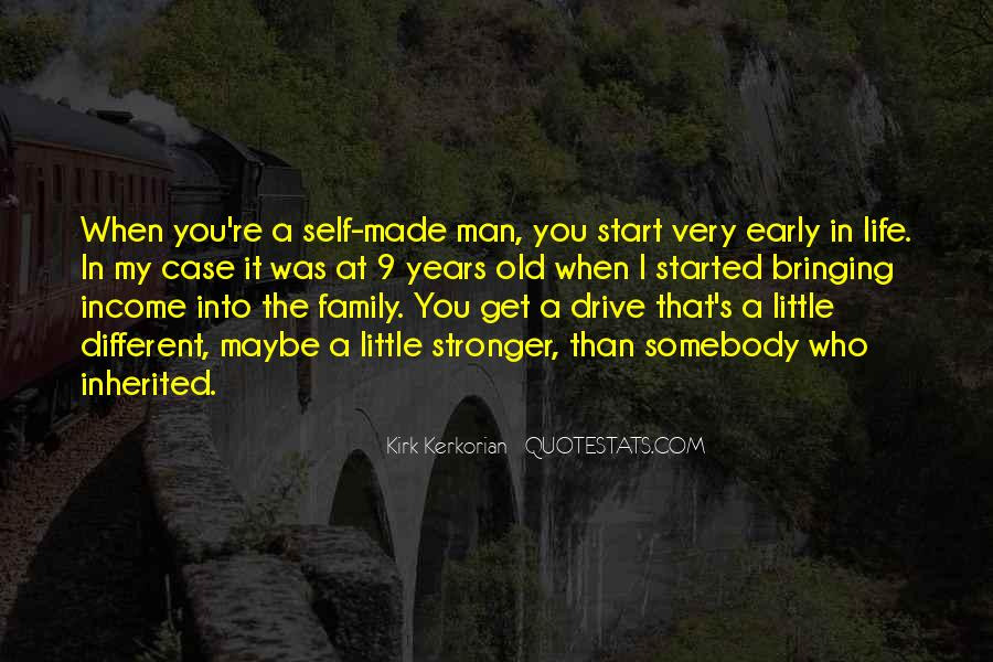 Quotes About The Family Man #206614