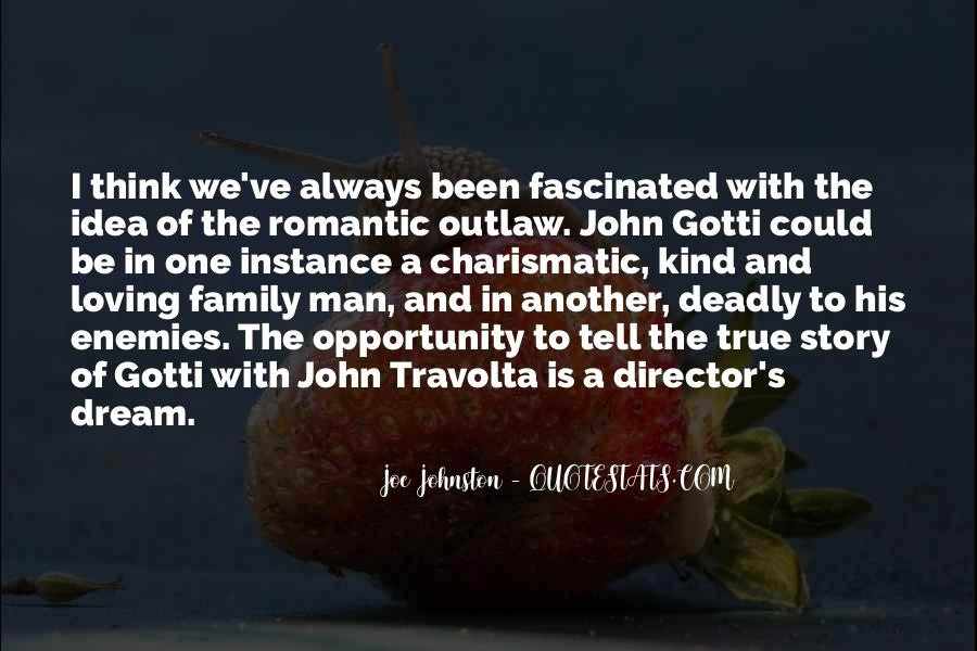Quotes About The Family Man #262147