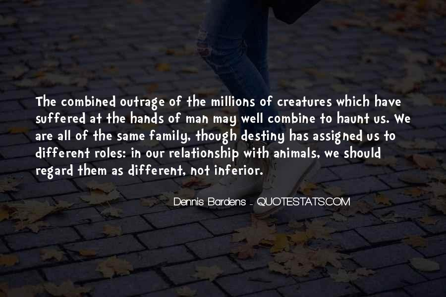 Quotes About The Family Man #278073