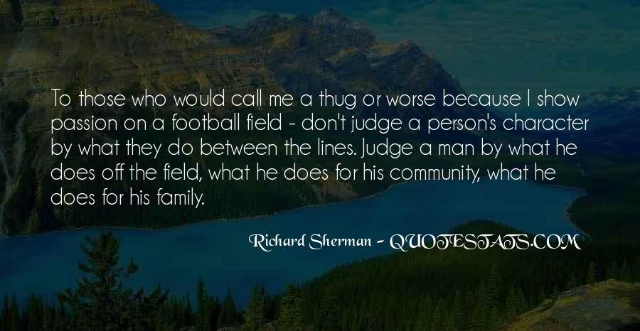 Quotes About The Family Man #302777