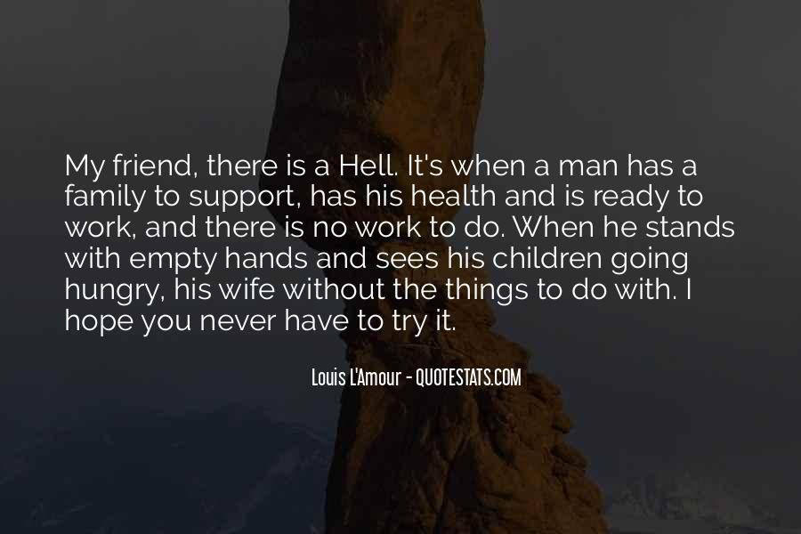 Quotes About The Family Man #308323