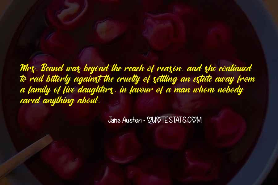 Quotes About The Family Man #39044