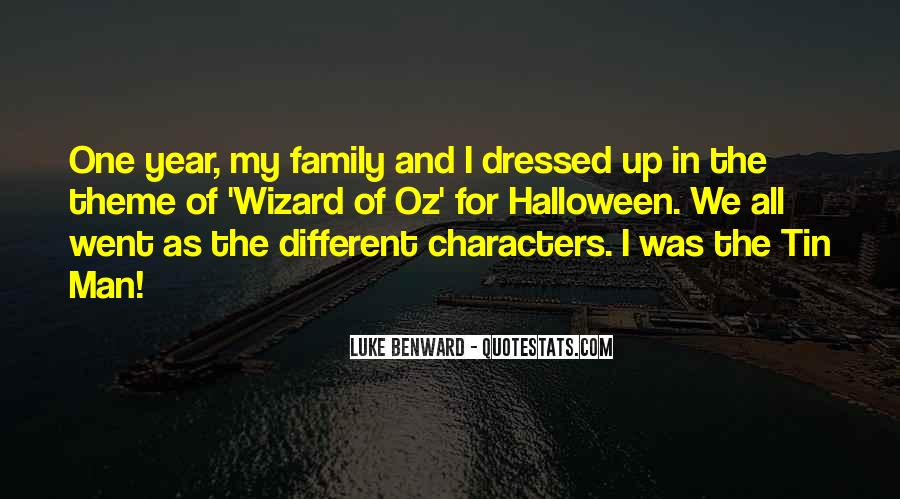 Quotes About The Family Man #402620