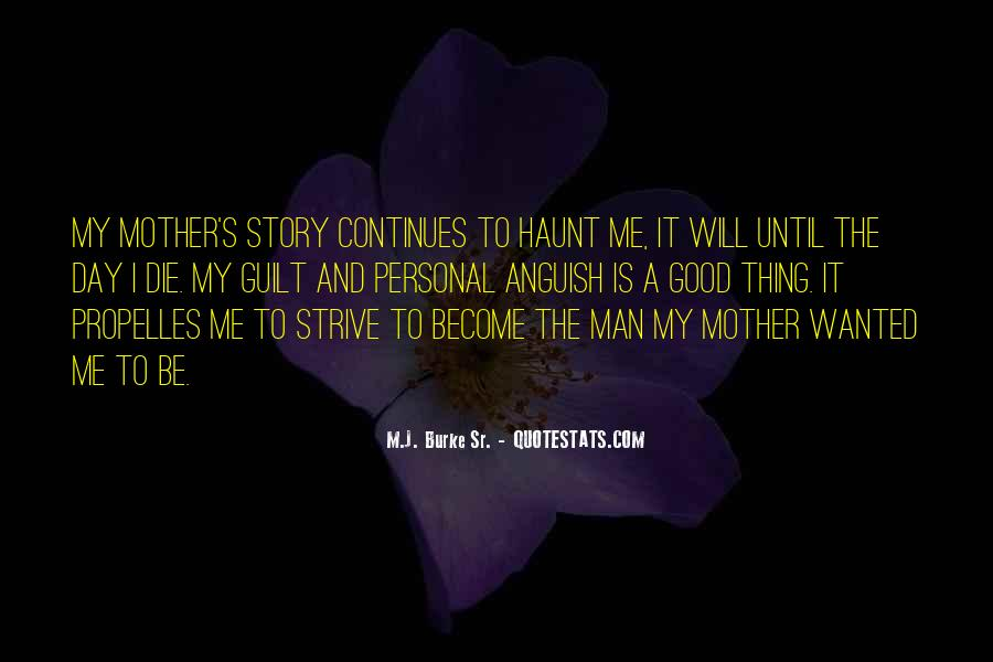 Quotes About The Family Man #441838