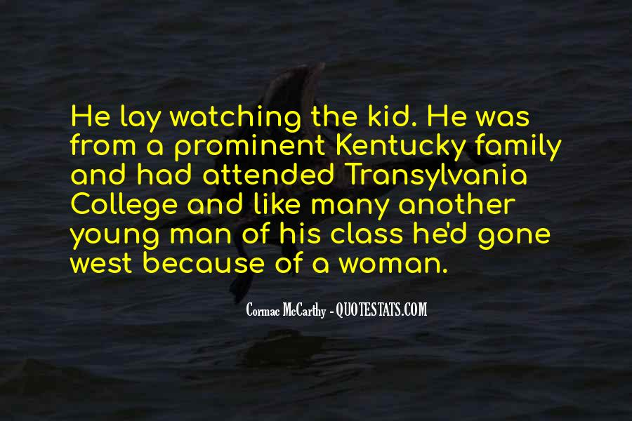 Quotes About The Family Man #470306