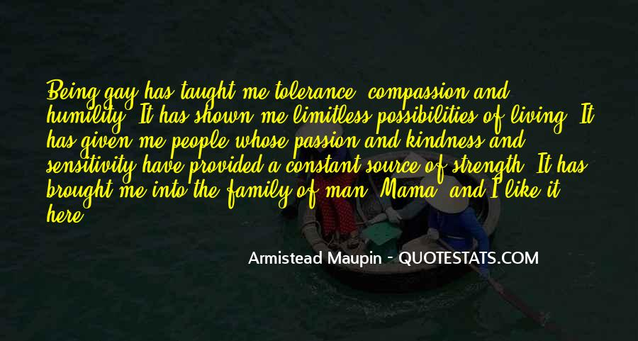 Quotes About The Family Man #486348