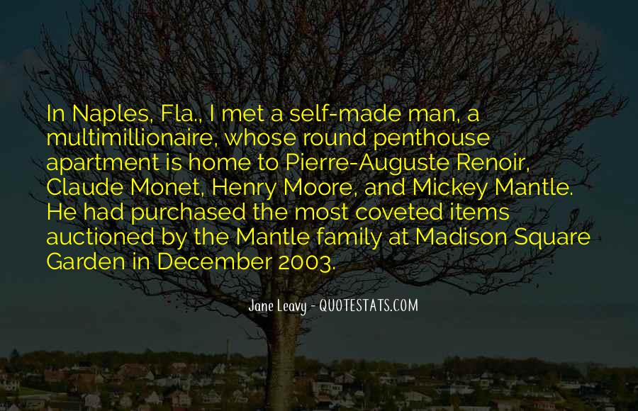 Quotes About The Family Man #56724