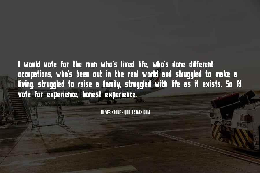 Quotes About The Family Man #82793