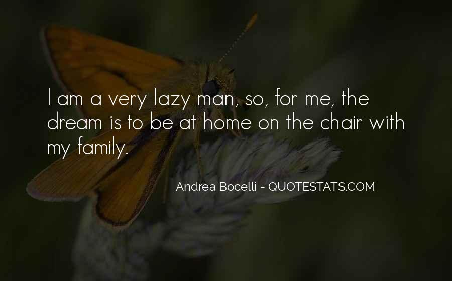 Quotes About The Family Man #89385