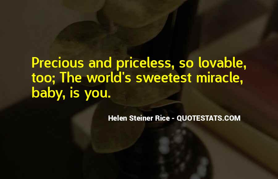 Quotes About Precious Baby Girl #628195