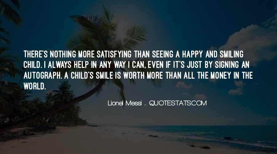 Quotes About Seeing Your Child Smile #1125627