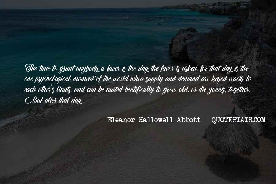 Quotes About Time For Each Other #208564