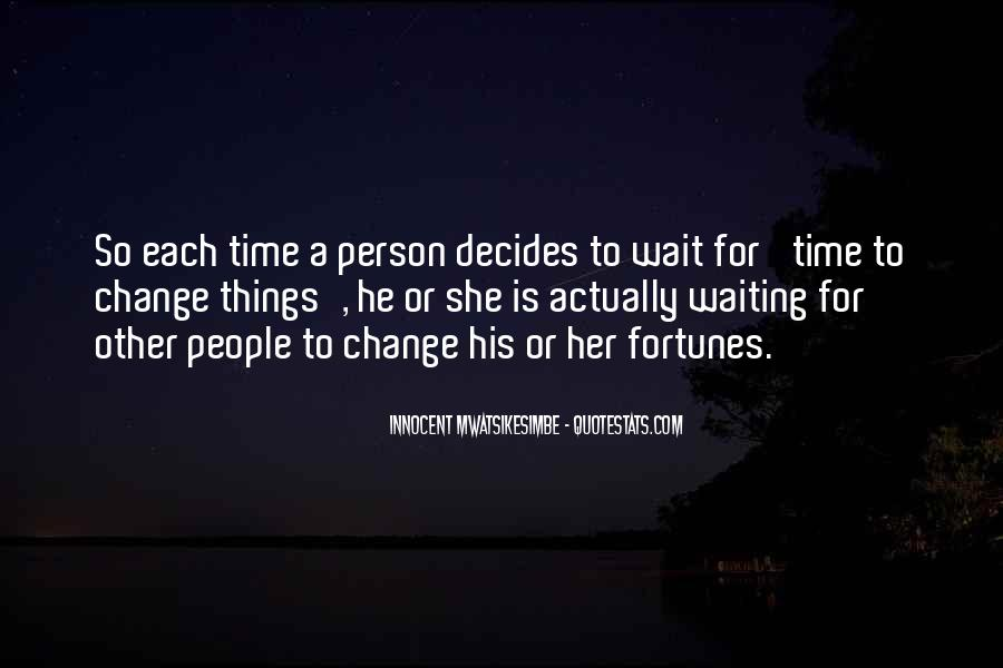 Quotes About Time For Each Other #448710