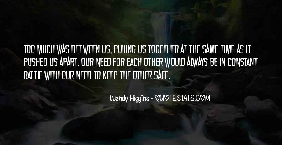 Quotes About Time For Each Other #460594