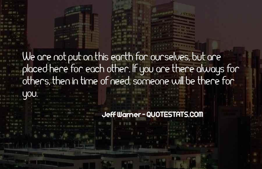 Quotes About Time For Each Other #543594