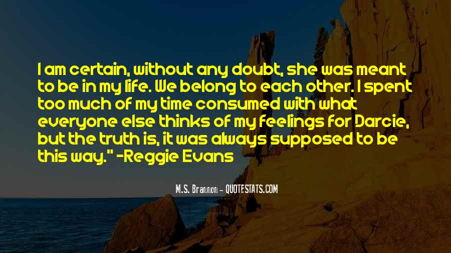 Quotes About Time For Each Other #702845