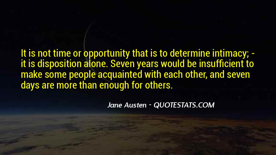 Quotes About Time For Each Other #75497