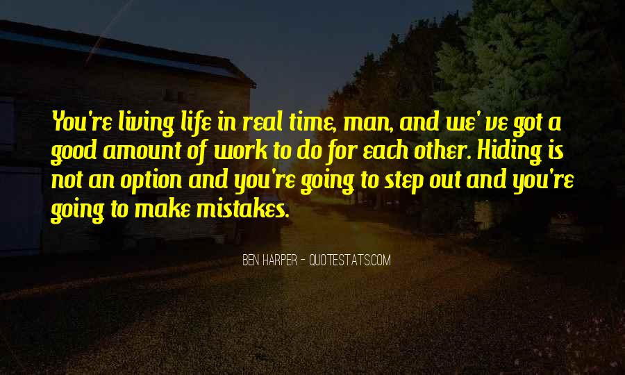 Quotes About Time For Each Other #759367