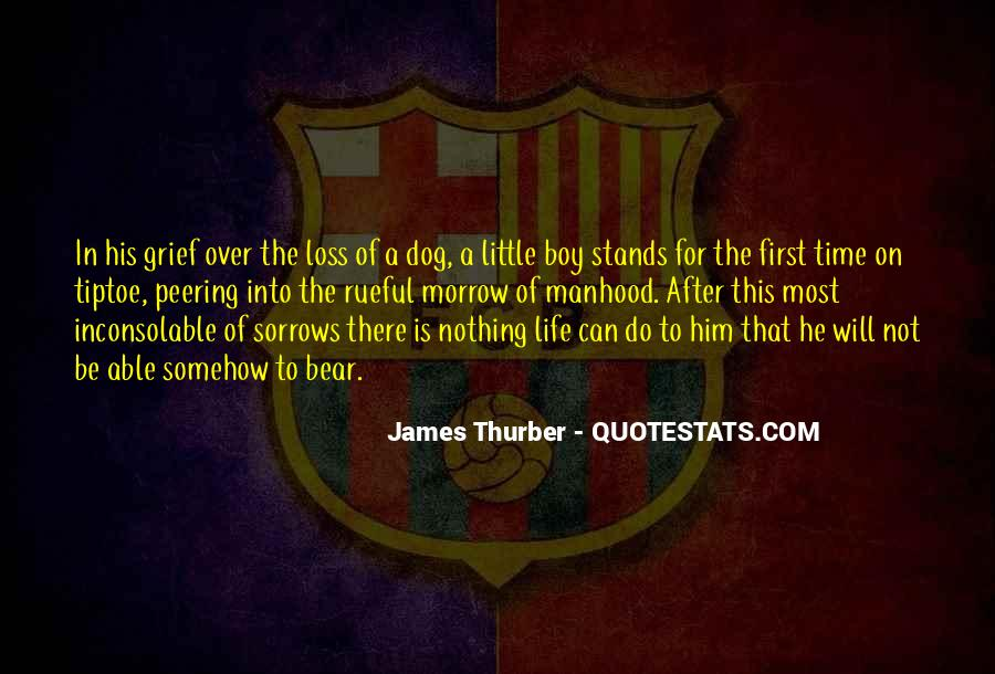 Quotes About Little Dogs #1206365